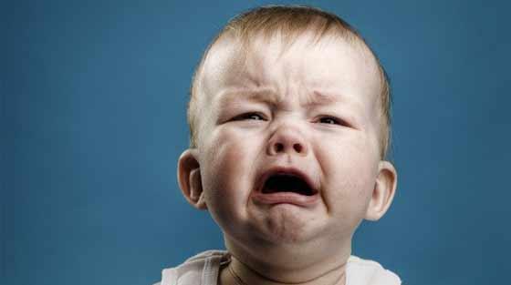 Seu filho chora muito quando precisa ficar sem você?